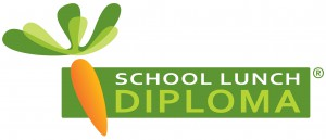 School Lunch Diploma 18 cm, jpg